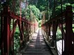 Jembatan, hanya bisa 5 orang